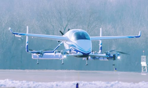 Boeing autonomous aircraft successfully completes first test flight