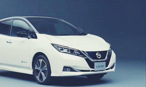 Nissan to challenge Tesla and General Motors with its new Leaf e+